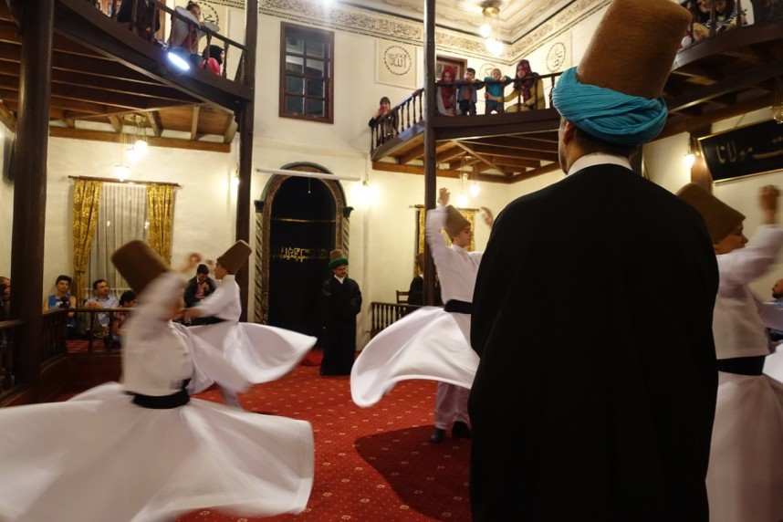 Semi dance