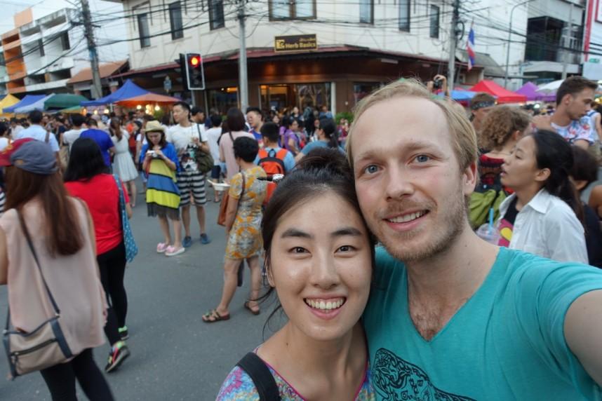 Su Ji and me